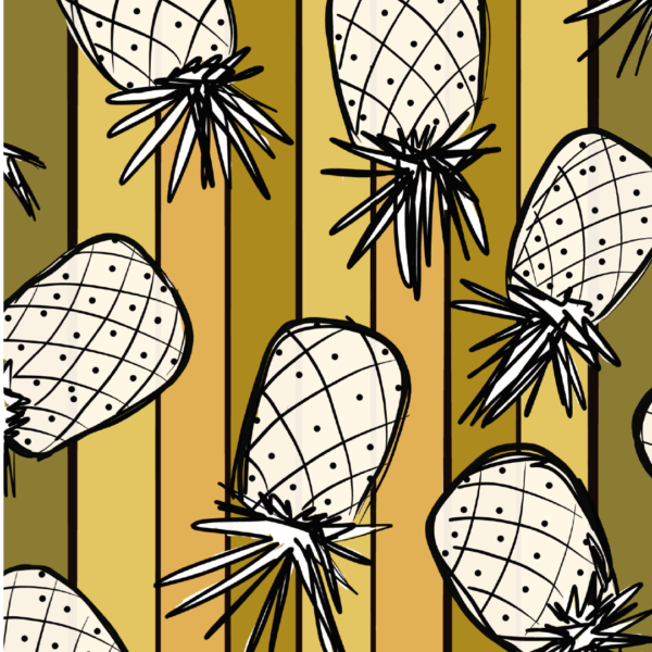 Pinestripes - Ashli Randall - The UCAP Store